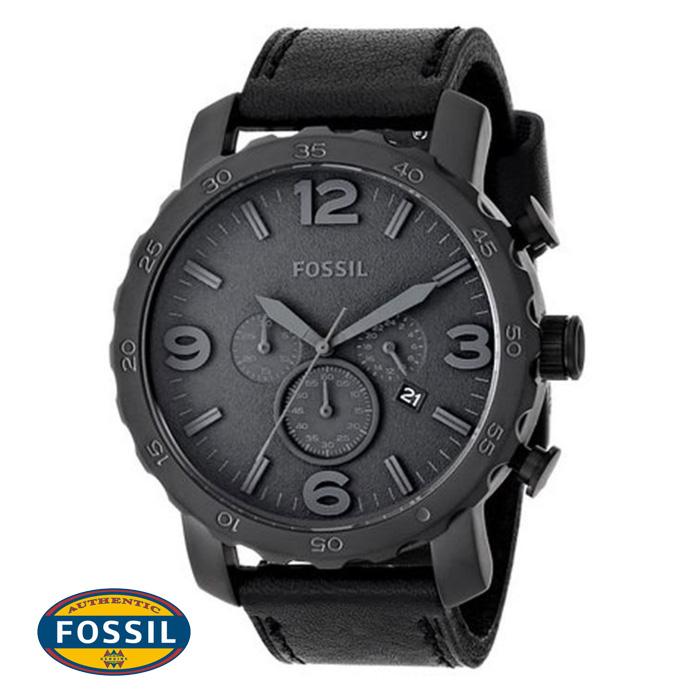 นาฬิกา FOSSIL JR1354 Men Watch Chronograph Leather นาฬิกาสายหนัง Chronograph