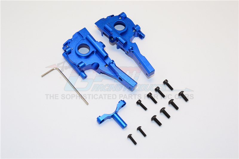 ALLOY FRONT GEAR BOX - ERV012