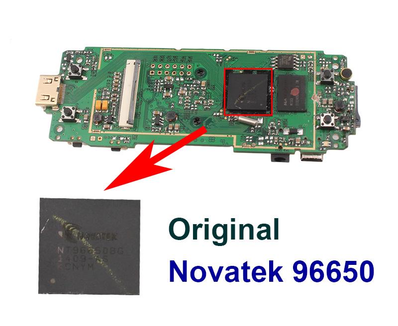 ใช้ Chip Novatek 96650