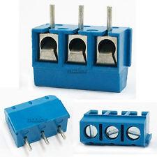 Screw Terminal Block Connector 5mm Pitch 5.08-301-3P 301-3P 3pin จำนวน 1 ชิ้น