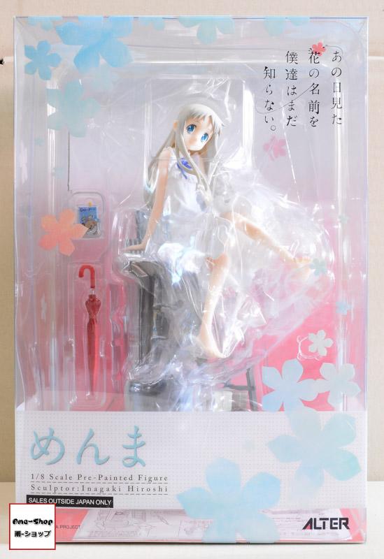 AnoHana - Menma 1/8 Complete Figure