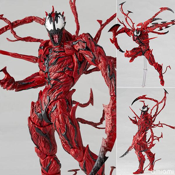 "Figure Complex Amazing Yamaguchi No.008 ""Spider-Man"" Carnage(Pre-order)"