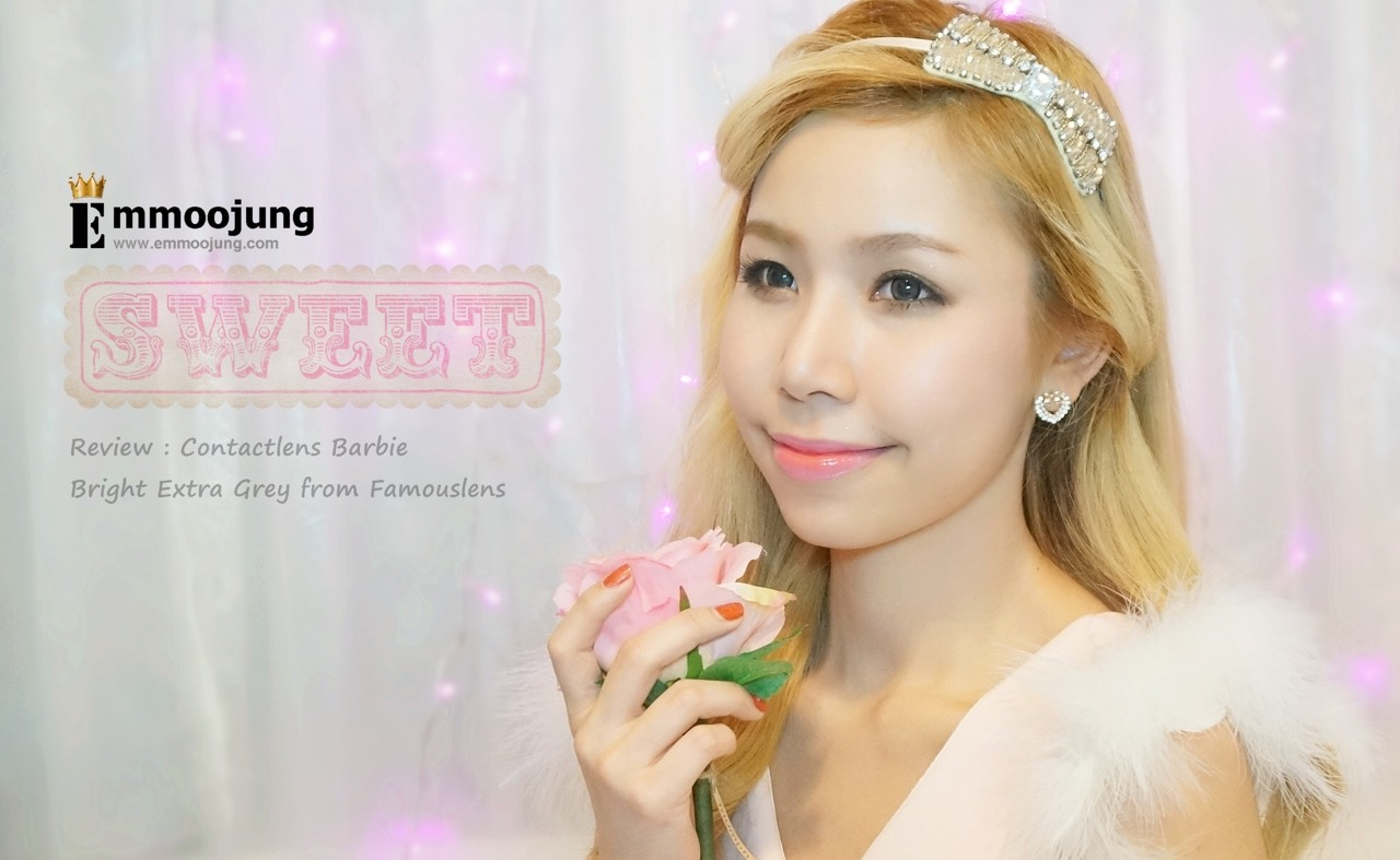 Emmujung review contact lenses