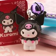 SALE ที่ห้อยมือถือ,กุญแจ Sanrio Kuromi