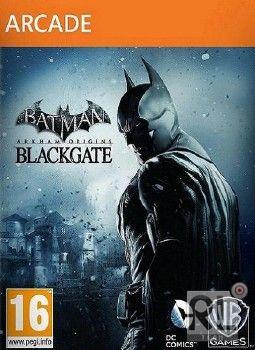 Batman Arkham Origins Blackgate Deluxe Edition [XBLA][RGH]