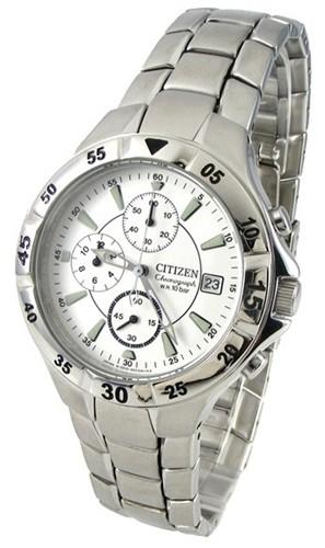 นาฬิกาข้อมือผู้ชาย Citizen รุ่น AN3330-51A, Quartz Chronograph 100m Sports