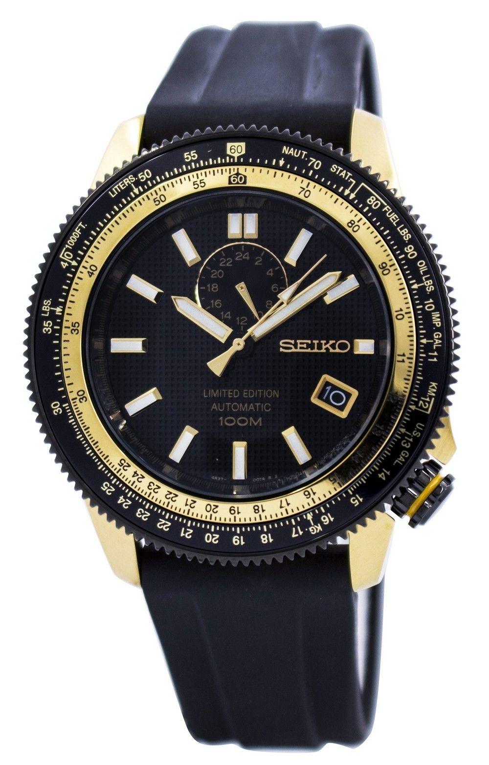 นาฬิกาผู้ชาย Seiko รุ่น SSA192K1, Superior Limited Edition Automatic