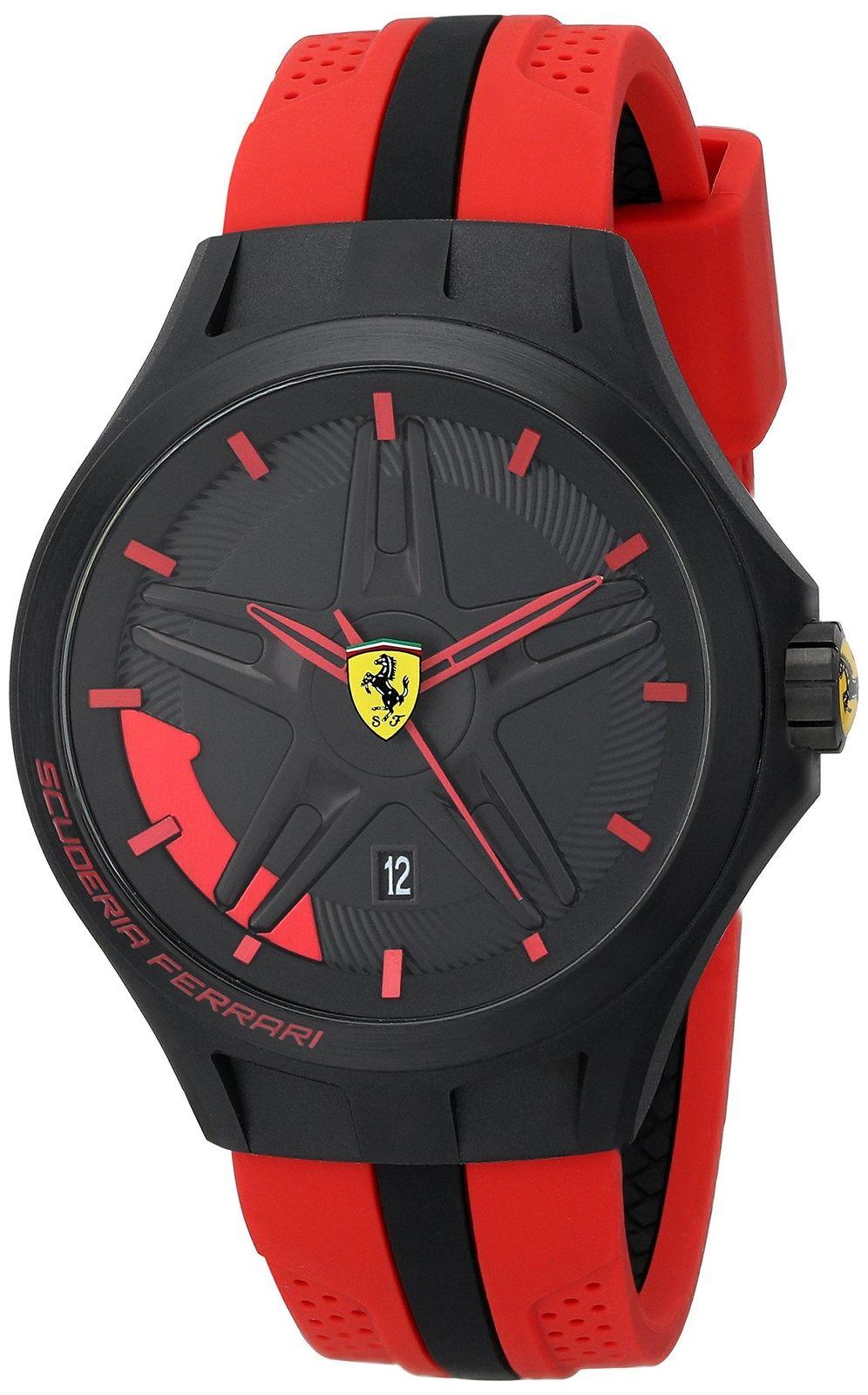 นาฬิกาผู้ชาย Ferrari รุ่น 0830159, Lap-Time