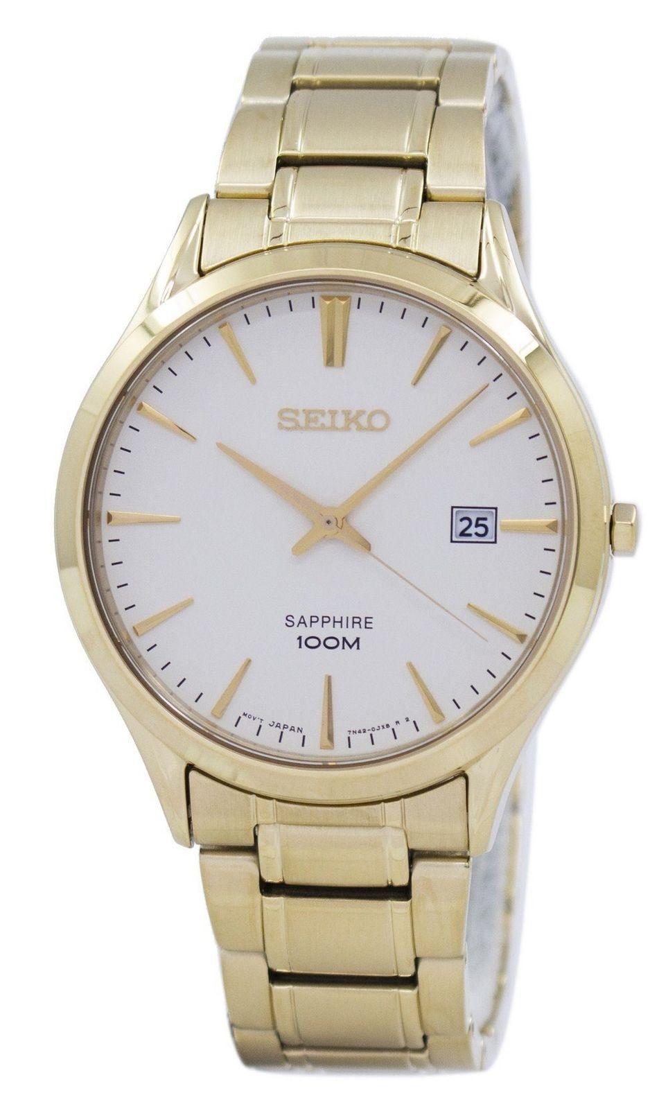 นาฬิกาผู้ชาย Seiko รุ่น SGEH72P1, Quartz