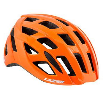 หมวกจักรยาน LAZER TONIC สี Flash Orange