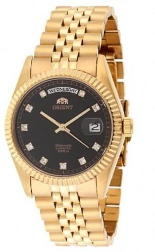 นาฬิกาผู้ชาย Orient รุ่น EV0J001B, Automatic Japan Diamond