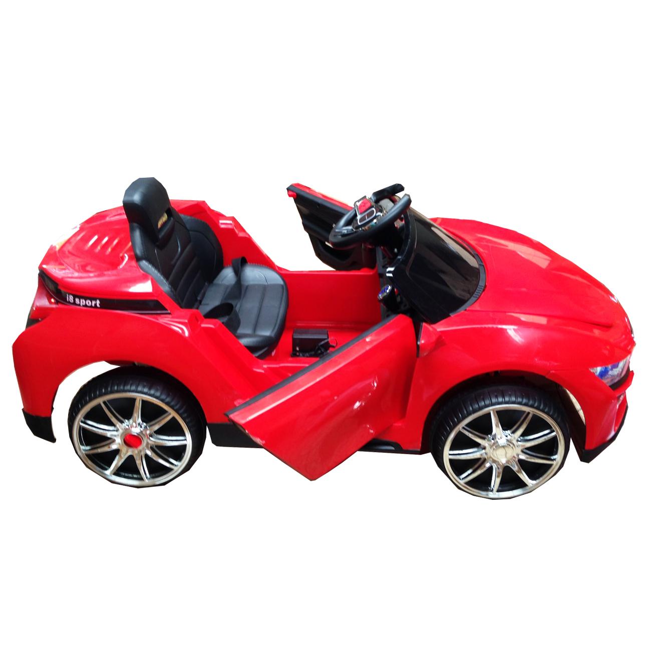 รถแบตเตอรี่เด็กขับ BMW i8 Sport
