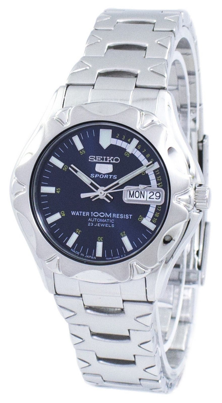 นาฬิกาผู้ชาย Seiko รุ่น SNZ447J1, Seiko 5 Sports Automatic Japan Made Men's Watch