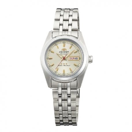 นาฬิกาผู้หญิง Orient รุ่น SNQ23002C8, Orient 3 Star Automatic