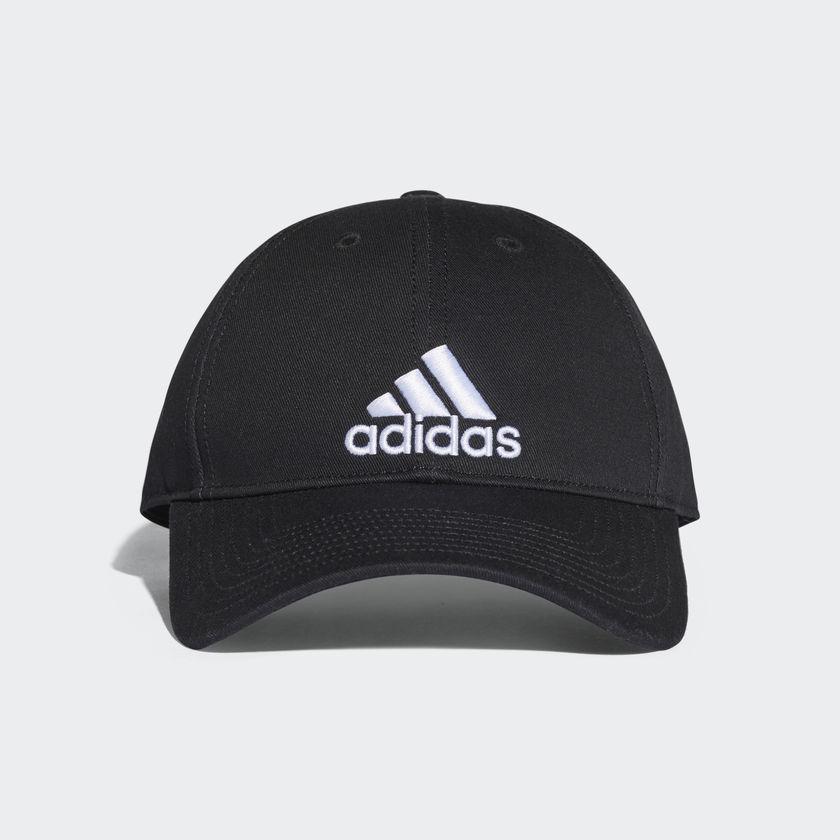 หมวก Adidas Six Panel Cap - Black