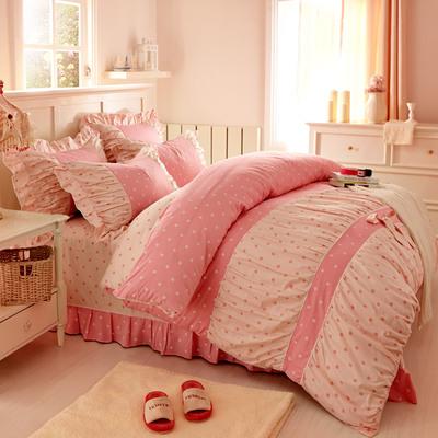 ชุดผ้าปูที่นอนเจ้าหญิง ลูกไม้ SD3019-20P