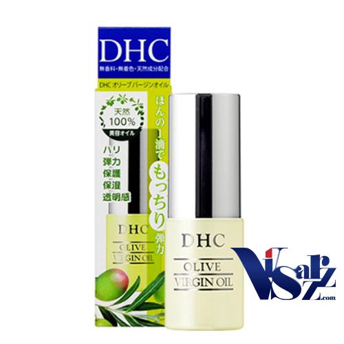DHC Olive Virgin Oil 7mL ออยบำรุงผิวอุดมด้วยคุณค่าของ Flore de Acete หัวน้ำมันที่สกัดได้จากผลมะกอกคุณภาพดีสู่การเป็นน้ำมันบำรุงความงาม ช่วยปกป้องดูแลผิวจากความแห้งกร้าน กักเก็บความชุ่มชื้น รักษาอาการระคายเคือง ต่อต้านริ้วรอยแห่งวัย ทั้งยังปกป้องผิวจากอนุม