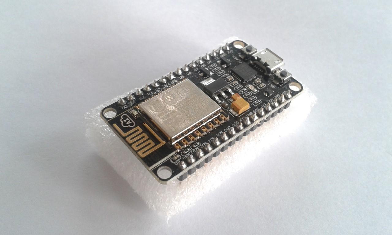 NodeMCU V2 Lua WIFI Internet of Things development board based ESP8266