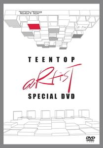 """[PRE-ORDER] 틴탑 (TEENTOP) - ARTIST SPECIAL DVD """"aRtisT"""""""