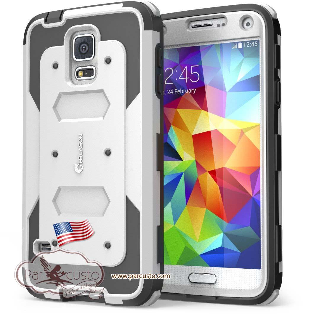เคส Samsung Galaxy S5 Armorbox Series จาก i-Blason® [Pre-order USA]
