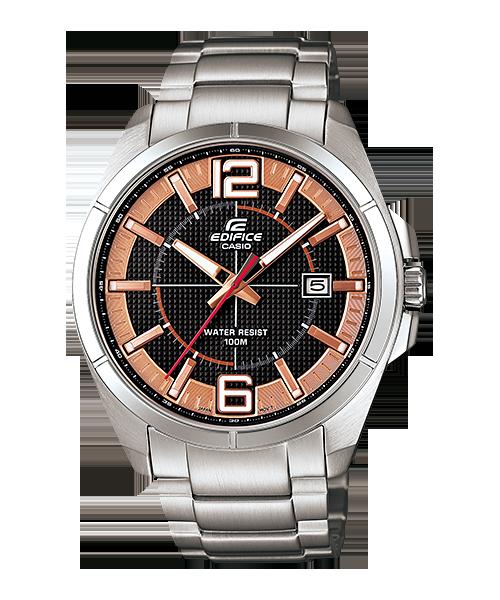 นาฬิกา คาสิโอ Casio EDIFICE 3-HAND ANALOG รุ่น EFR-101D-1A5V
