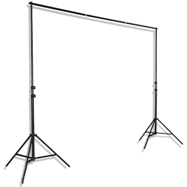 DATAVIDEO FT-901 Chromakey Cloth Stand for Green and Blue Screen Productions