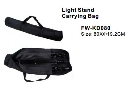 Batteries, Chargers, On-Camera Light Accessries, Cases & Bags FW-KD080