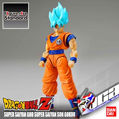 Figure-rise Standard SUPER SAIYAN GOD SUPER SAIYAN SON GOKOU