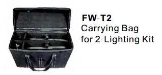 Batteries, Chargers, On-Camera Light Accessries, Cases & Bags FW-T2