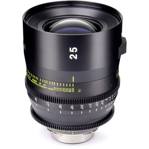 Tokina 25mm T1.5 Cinema Vista Prime Lens รองรับ Sony E-Mount, Focus Scale in Feet