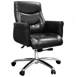 เก้าอี้ผู้บริหารพนักพิงต่ำ BRUNO-02