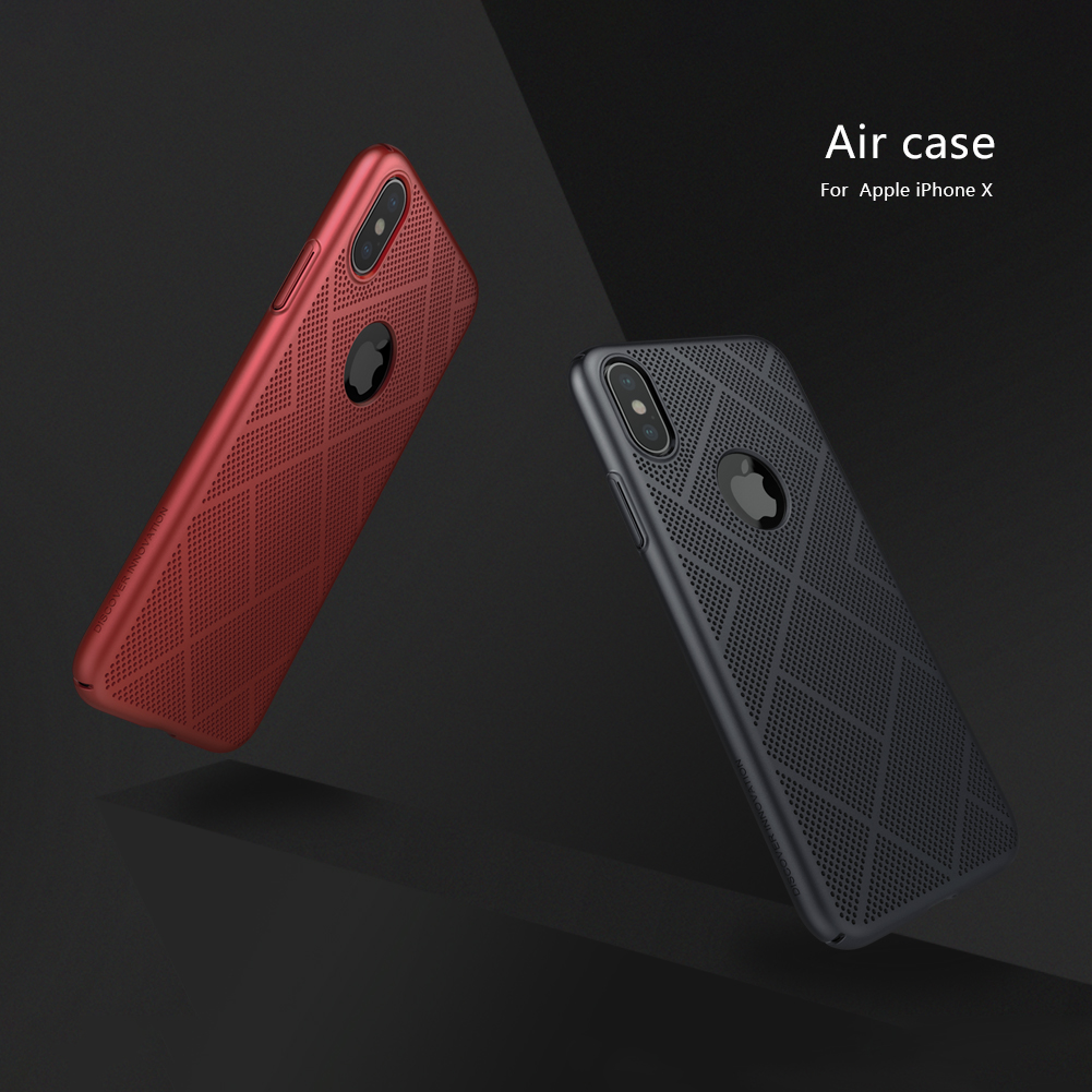เคส NILLKIN Air Case iPhone X