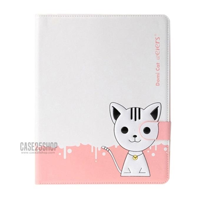 Leiers Domi Cat Collection ใหม่ (เคส iPad 2/3/4)