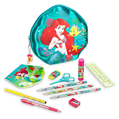 ชุดเซทสี Ariel Zip-Up Stationery Kit [USA]