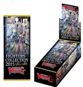 Card Fight !! Vanguard G TH Box - Collector Pack 2015 Winter [VGT-G-FC02]