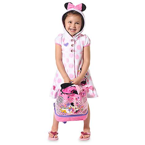 กระเป๋า Minnie Mouse and Daisy Duck Swim Backpack