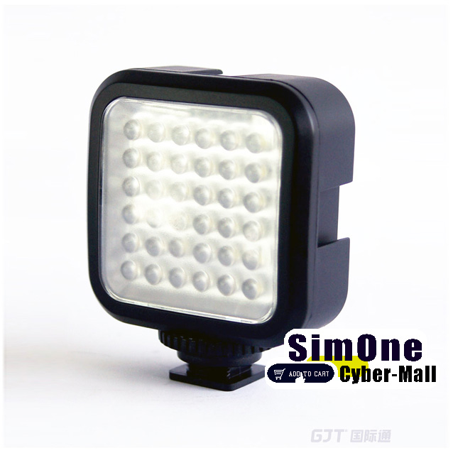 LED-5006 LED Video Light 4W