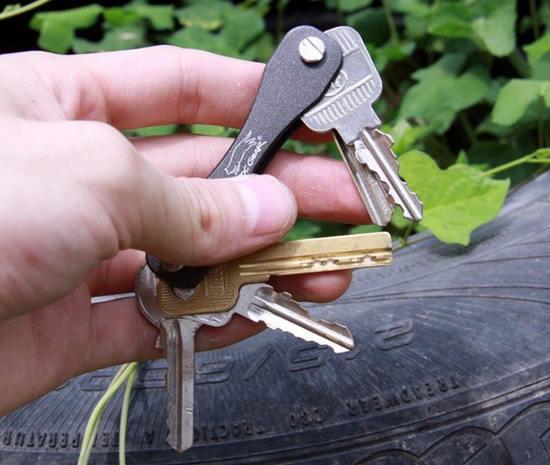Clip Smart Key ที่เก็บลูกกุญแจพกพา