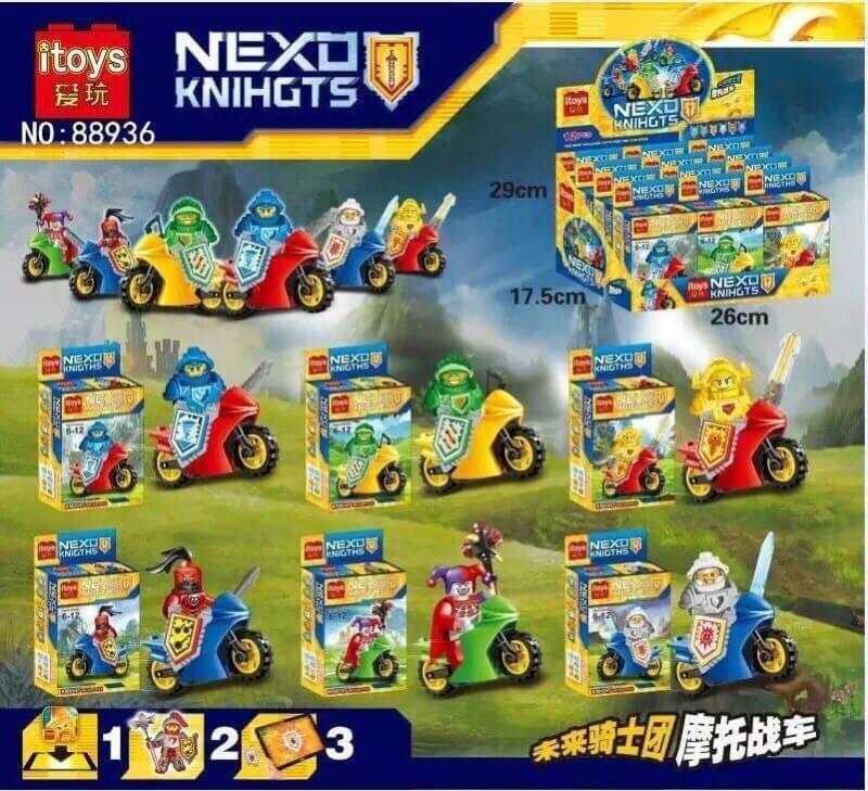เลโก้ Nexo Knight itoys.88936