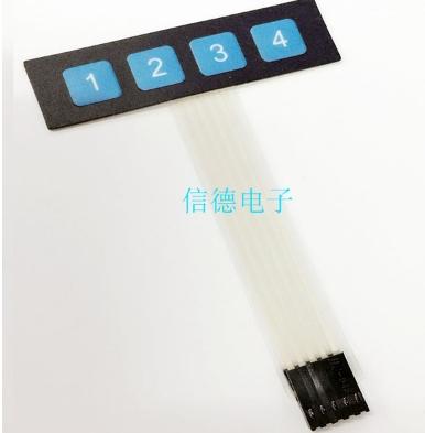 Keypad 1x4
