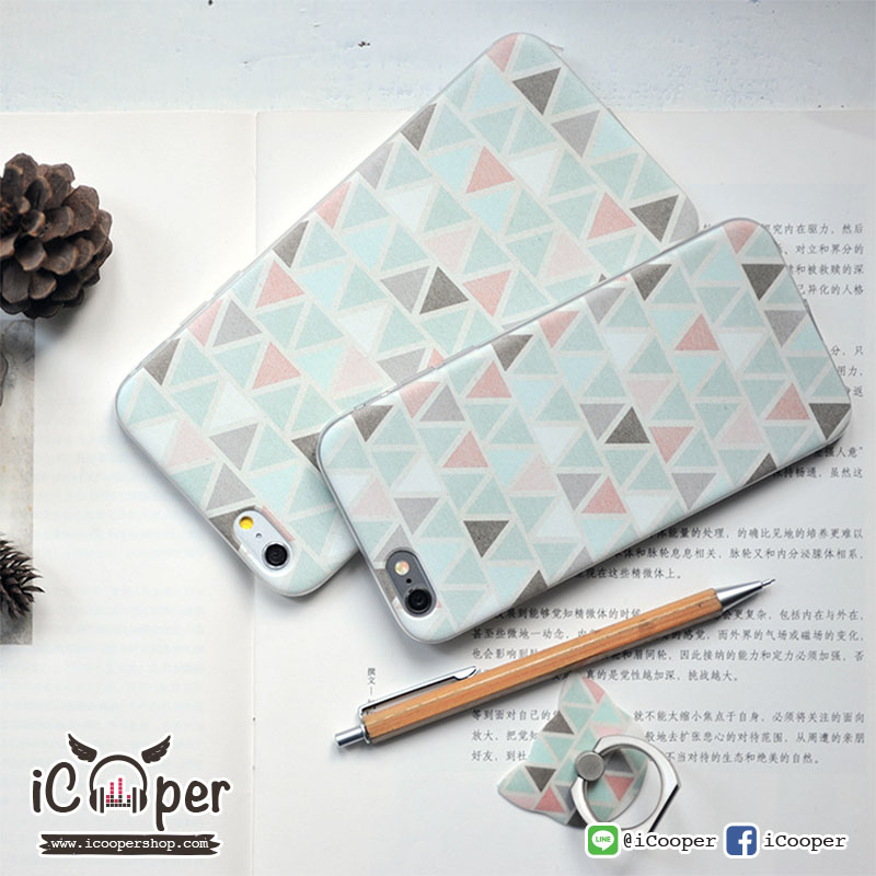 MAOXIN Seven Case Triangle (iPhone6/6s)