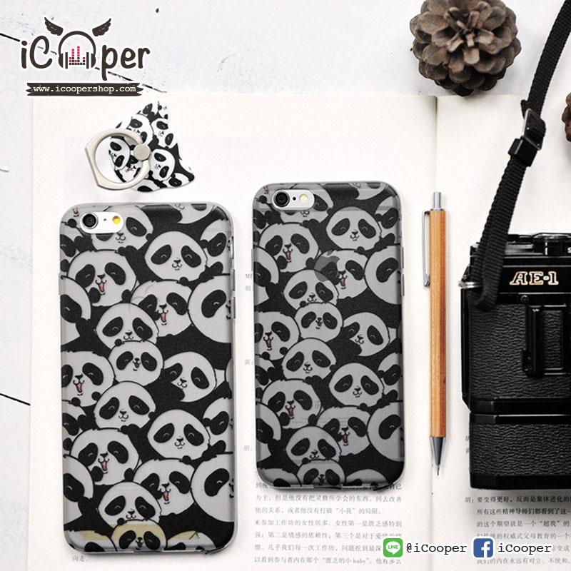 MAOXIN Seven Case Panda (iPhone6+/6s+)