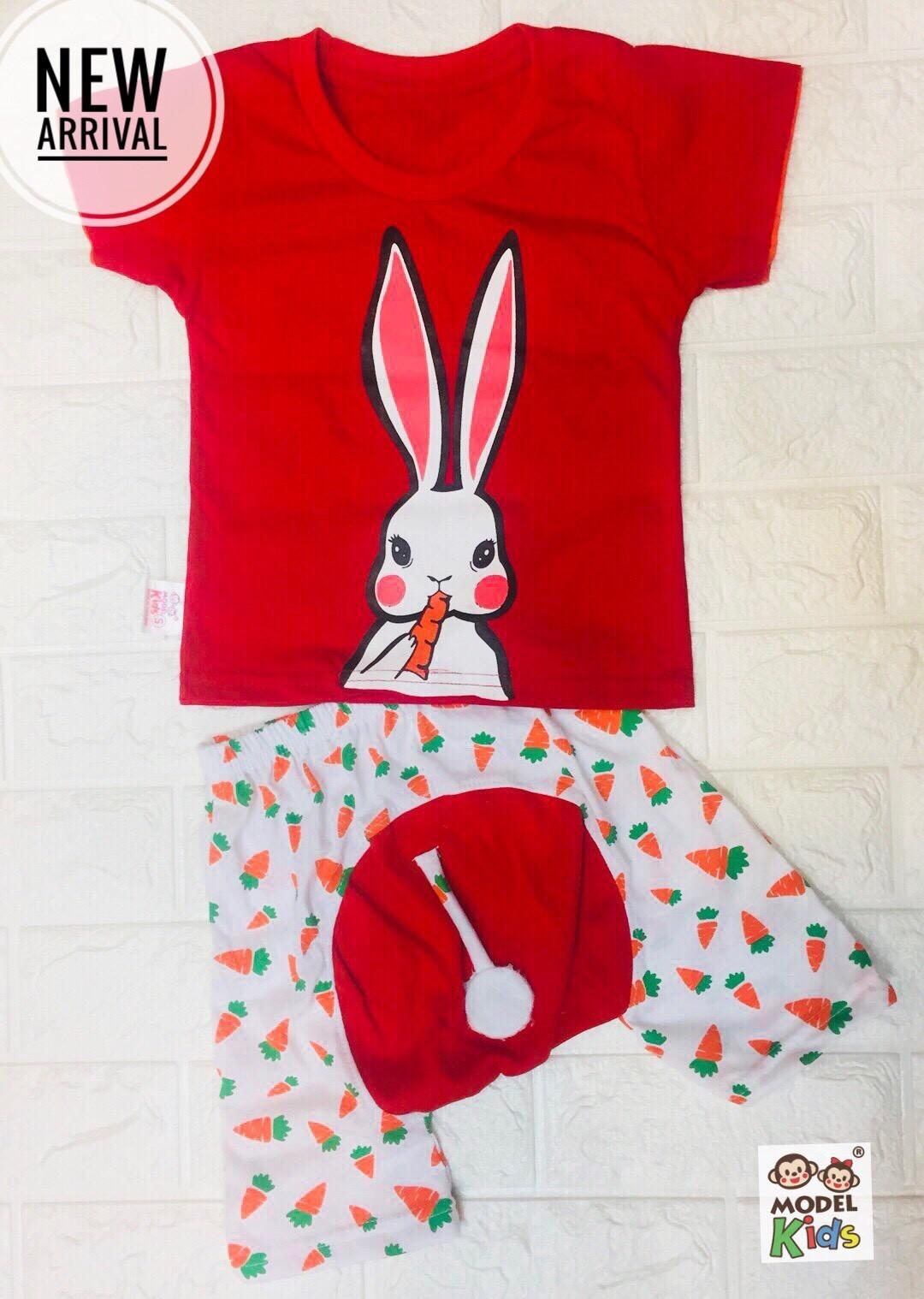 ชุดกระต่ายแดง