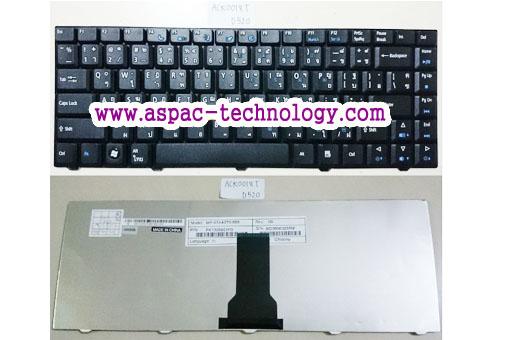 Keyboard ACER Emachines D520 / E520 ภาษาไทย/อังกฤษ