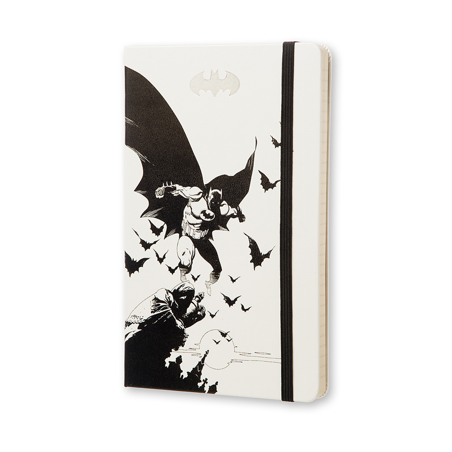 สมุดโน้ต Moleskine Batman - Ruled Notebook (A5)