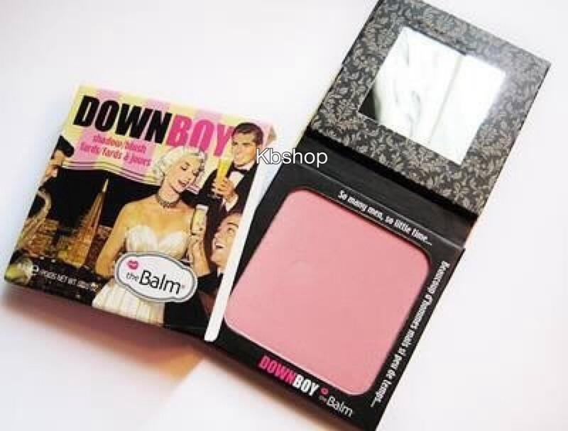 #THEBALM Down Boy Shadow/Blush, Pink