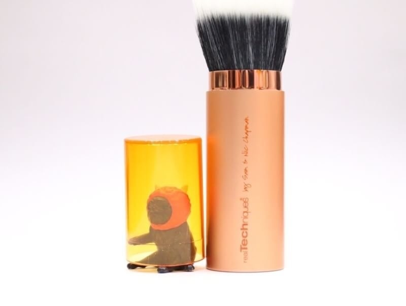 #Real Techniques Your Base/Flawless Retractable Bronzer