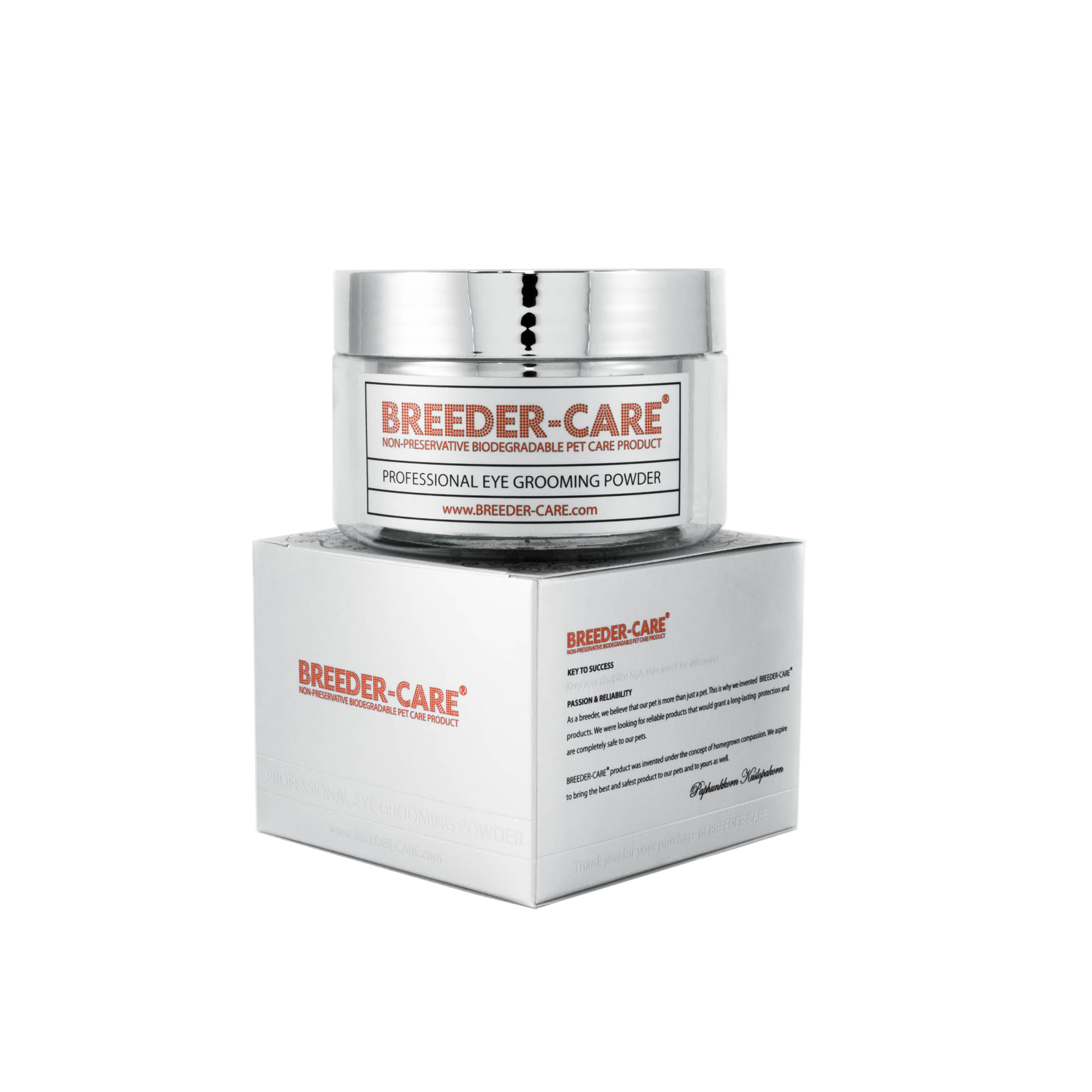 GROOMING POWDER (2 OZ)