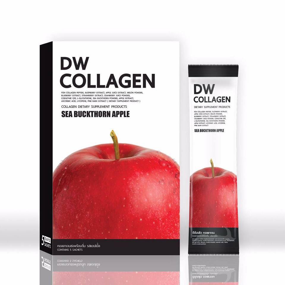 DW Collagen ดีดับบลิวพลัส คอลลาเจน
