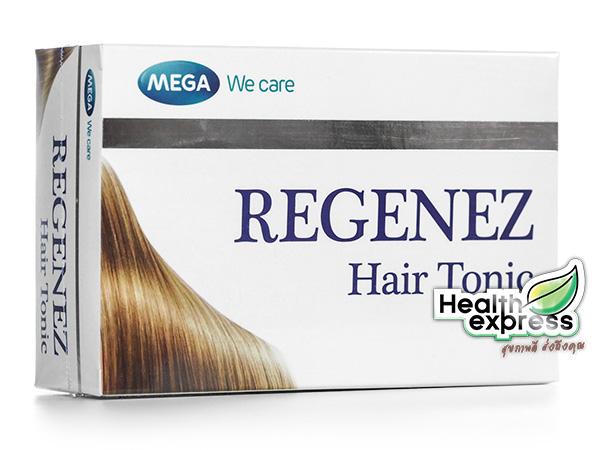 Mega We Care Regenez Hair Tonic Spray รีจีเนซ แฮร์ โทนิค สเปรย์ ปริมาณสุทธิ 30 ml.